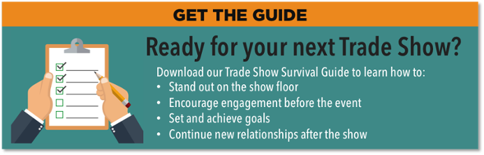 Trade show survival guide