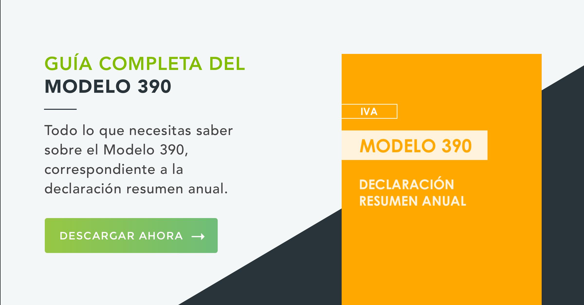 Modelo 390