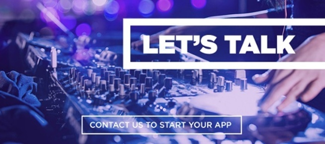Contact Us to Start Your App