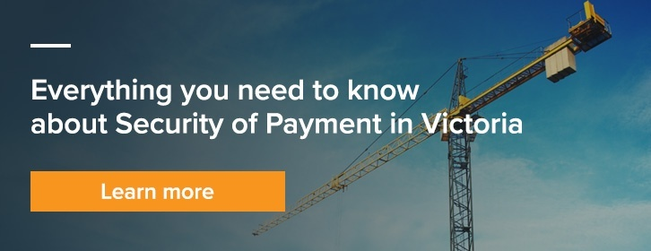 Security of Payment VIC