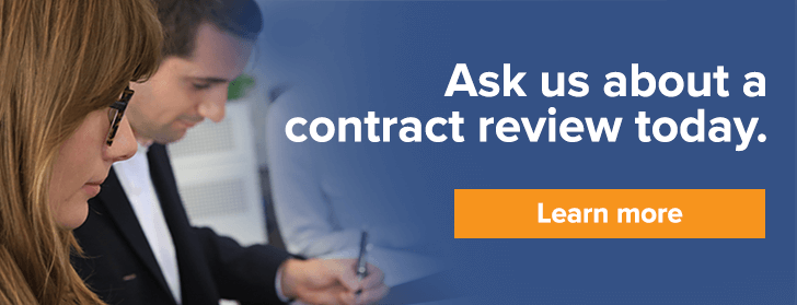 Construction Contract Review