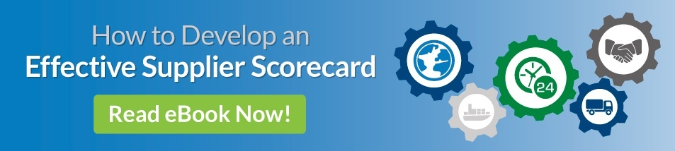 How to Develop an Effective Supplier Scorecard