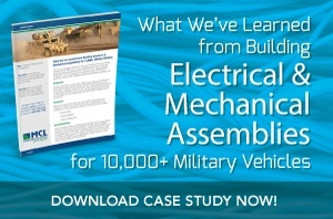 What We've Learned from Building Electrical &  Mechanical Assemblies for 10,000+ Military Vehicles