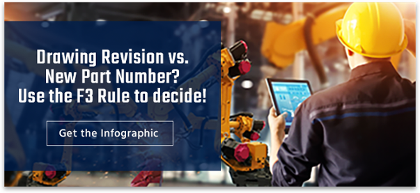 Revision vs. New Part Number