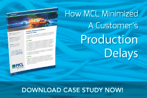 How MCL Minimized a Customer's Production Delays