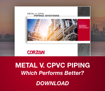Metal v CPVC Piping Systems