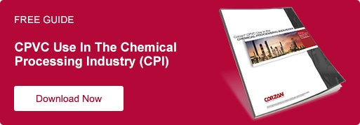 CPVC Use in Chemical Processing