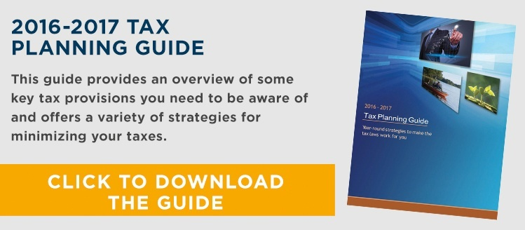 Tax Planning Guide - Virginia CPA Firm