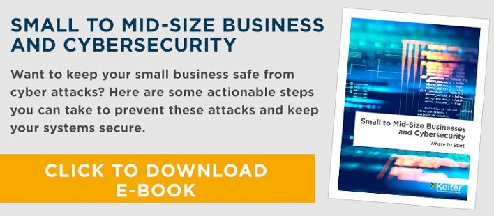 Small to Mid-Size Business Cybersecurity
