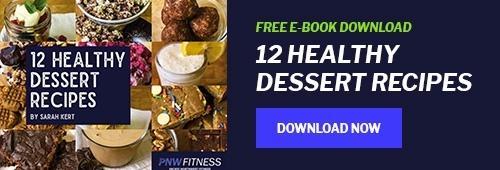 12 Healthy Dessert Recipes Ebook PNW Fitness