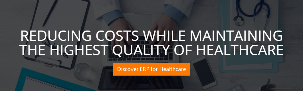 dynamics erp system for healthcare