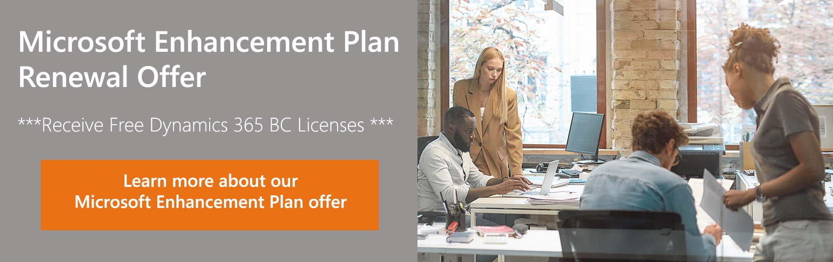 Microsoft Enhancement Plan Renewal Offer