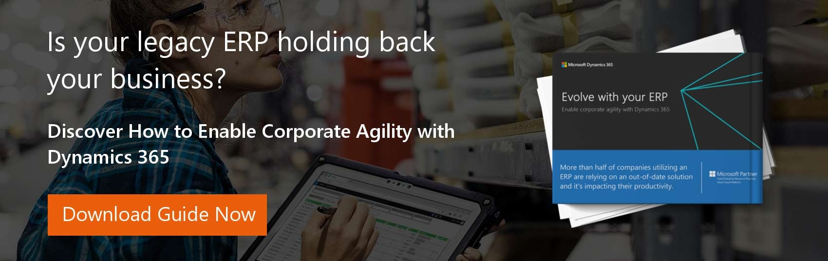 Enable Corporate Agility with Microsoft Dynamics 365