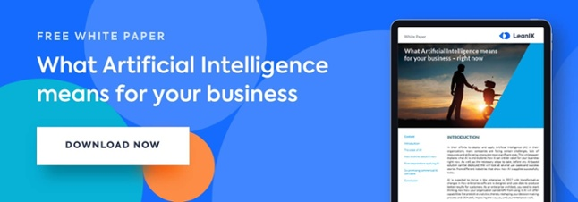 What Artificial Intelligence means for your business
