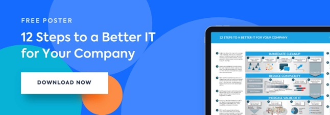12 Steps to a better IT for Your Company