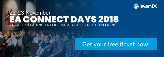 EA Connect Days 2018 - Get your free ticket now!