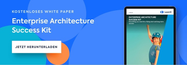 Kostenloses White Paper - Enterprise Architecture Success Kit
