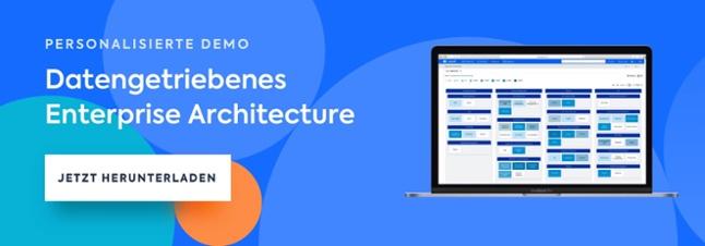 Kostenlose Demo - Datengetriebenes Enterprise Architecture