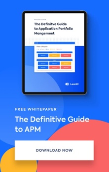 Free White Paper: The Definitive Guide to Application Portfolio Management