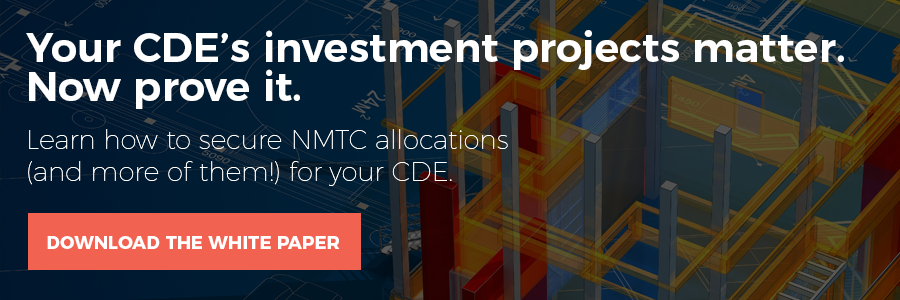 Download the white paper to learn how to secure NMTC allocations for your CDE
