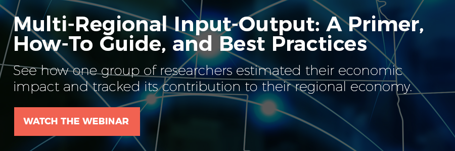 Multi-Regional Input-Output: A Primer, How-To Guide, and Best Practices