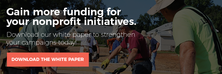 Gain more funding for your nonprofit initiatives.