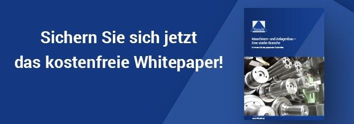 Maschinenbau Whitepaper
