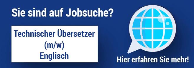 Technischer Übersetzer Tintschl Jobcenter