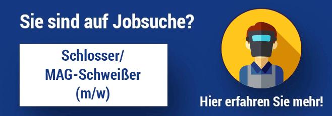 Schlosser-MAG-Schweißer Tintschl Jobcenter