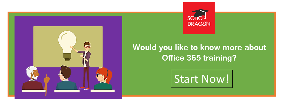 Do you want Office 365 training?
