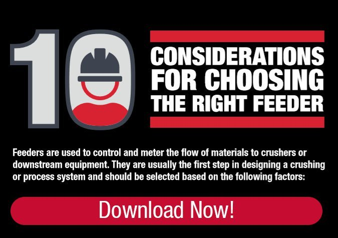 Download 10 Considerations for Choosing the Right Feeder Infographic