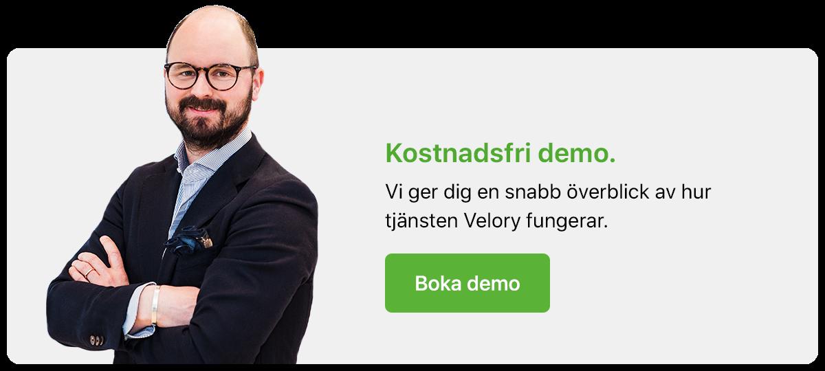 Boka kostnadsfritt demo av Smart Portal.