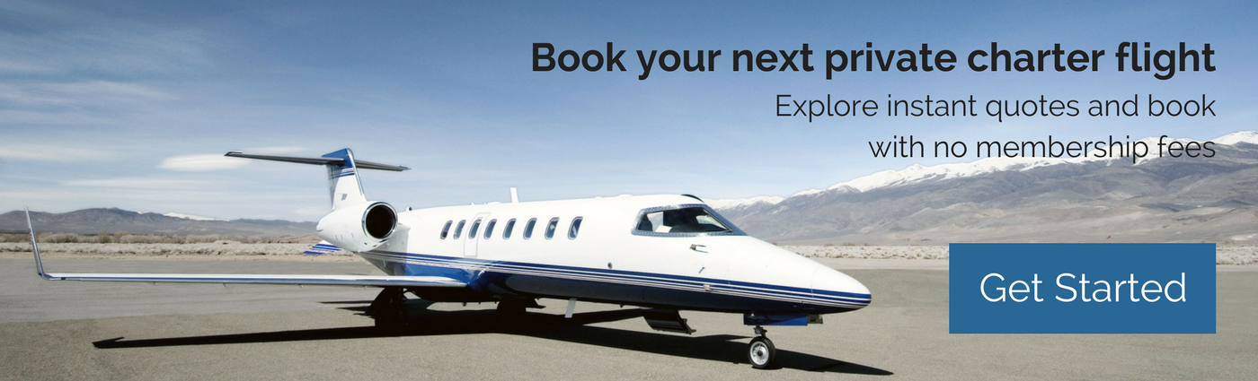 Book Private Jet CTA