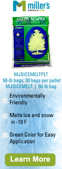 Miller's Green Scapes Ice Melt Learn More