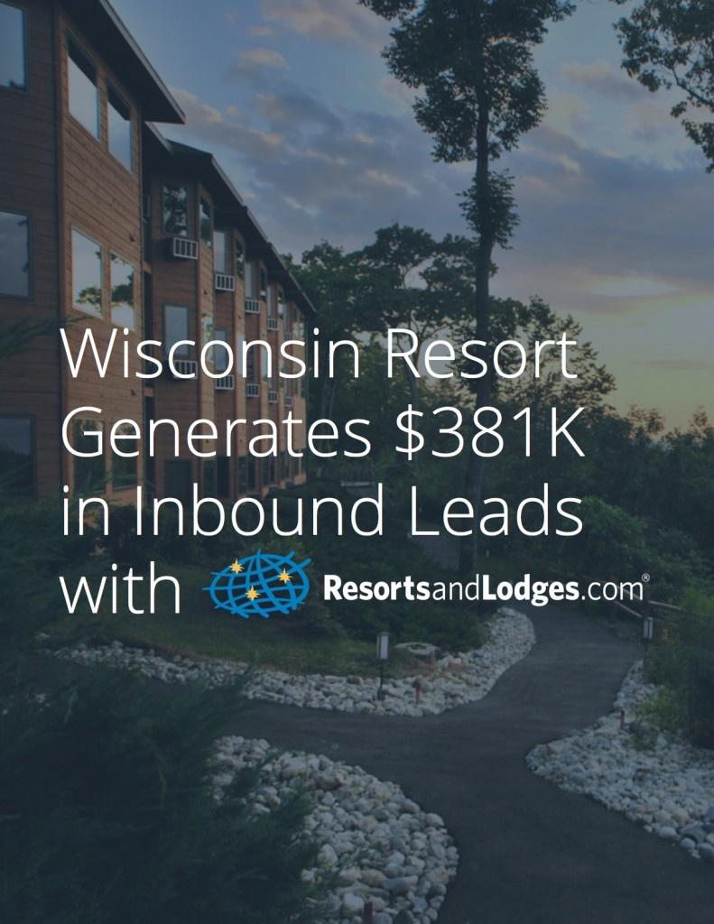 Landmark Resort case study cover