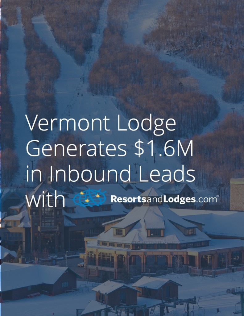 Stowe Mountain Lodge case study cover