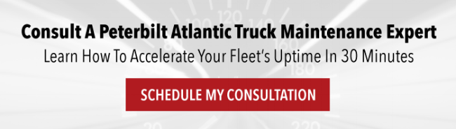 Consult A Peterbilt Atlantic Truck Maintenance Expert: Learn How To Accelerate Your Fleet's Uptime In 30 Minutes. Schedule My Consultation