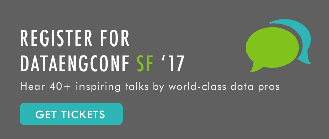 Find DataEngConf Sf Tickets button