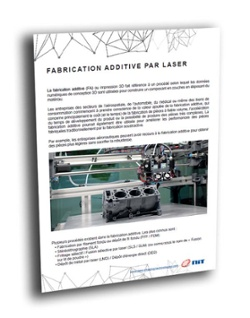 SWIR l'allié de la fabrication additive par laser - note d'application
