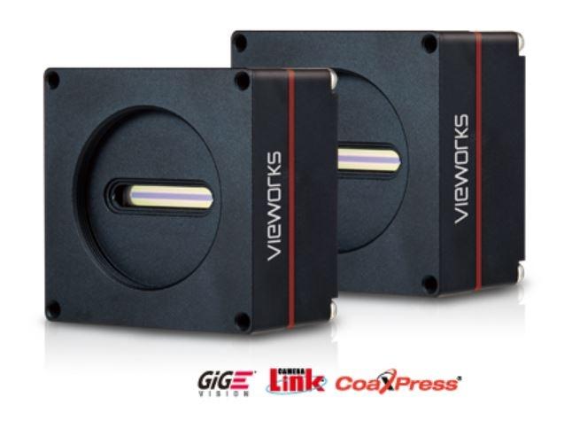 Découvrez les caméras linéaires TDI de Vieworks