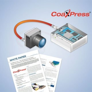 CoaXPress 2.0 – Le standard en traitement d'image industriel pour les applications exigeantes