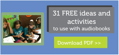 Ideas and activities to use with audiobooks