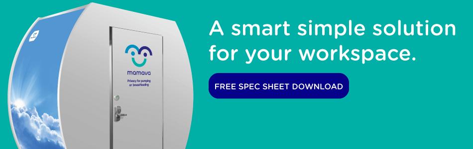 Lactation Suite Spec Sheet - Free Download