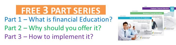 Financial Education White Paper Series