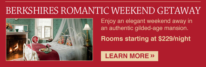 Berkshires Romantic weekend getawa