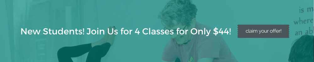 4 Classes for Only $44