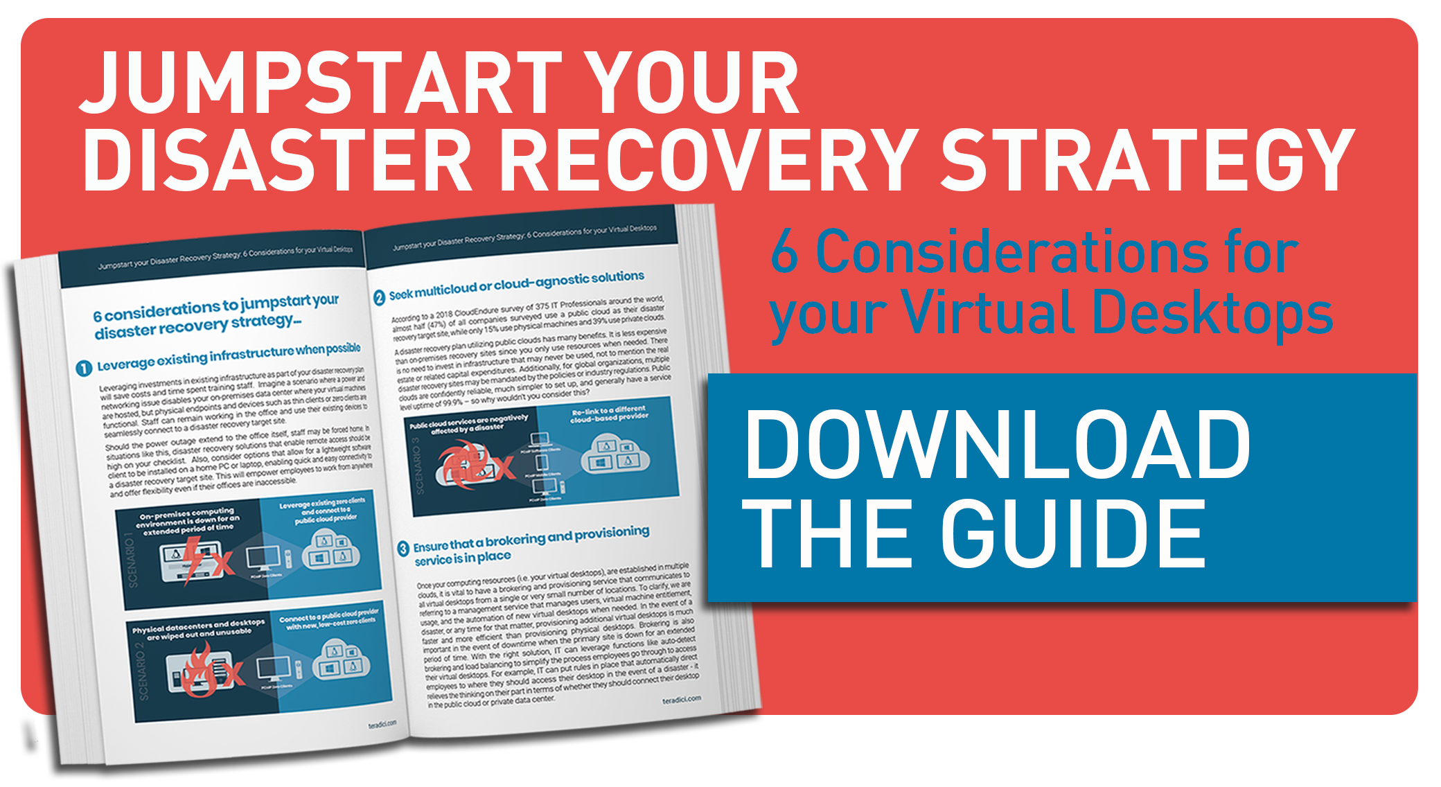 Jumpstart Your Disaster Recovery Strategy