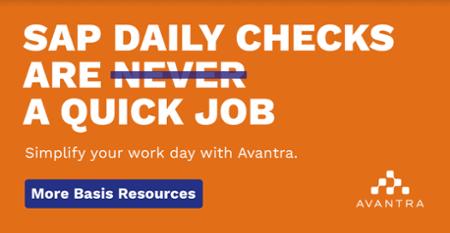 See Avantra's Basis Engineer Hub