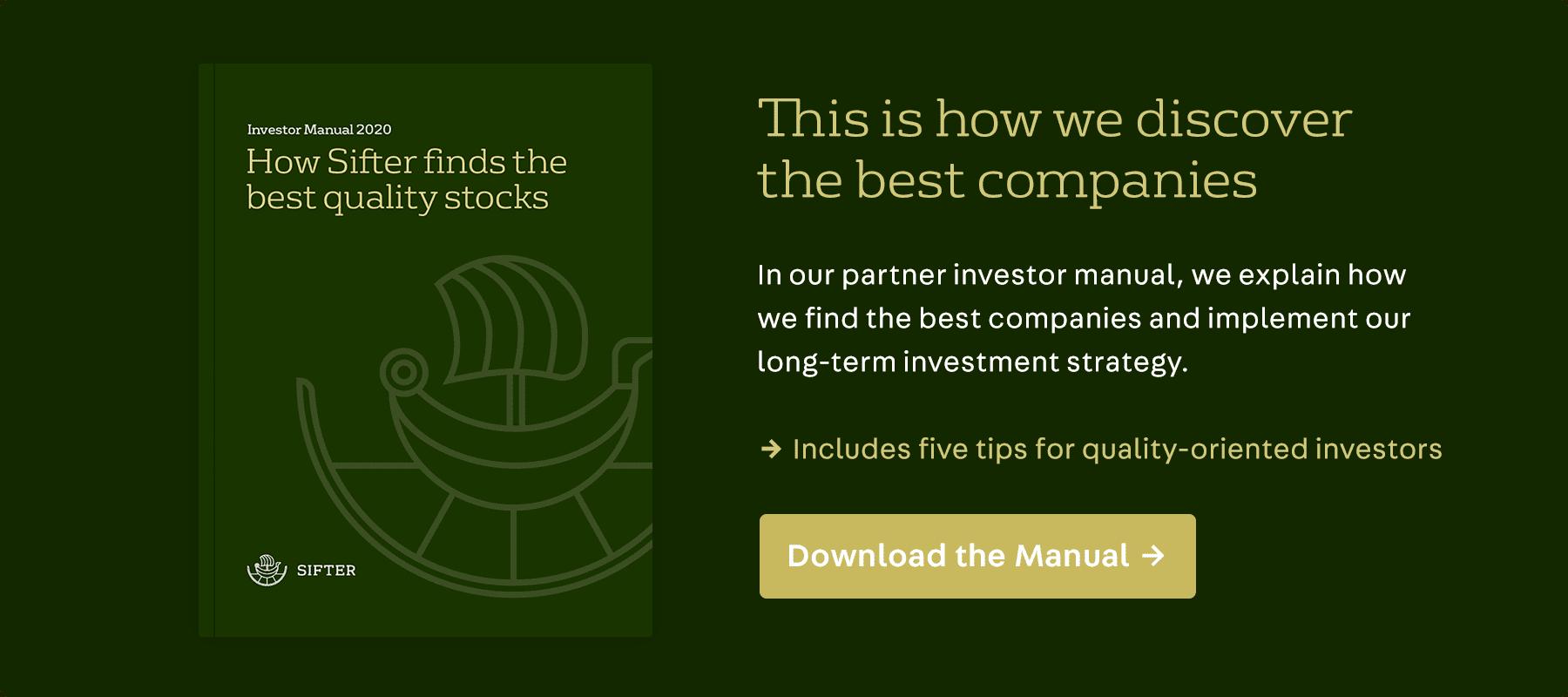 Download Investor Manual