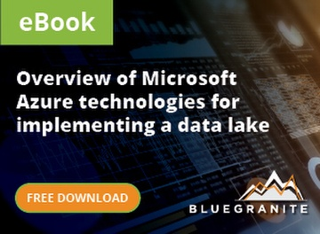 Data Lakes eBook